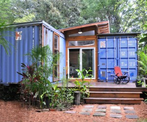 Shipping Container Home by PCP
