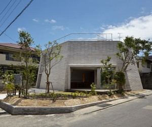 Shirasu House by Aray Architecture