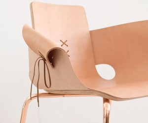 Shoemaker Chair by Martn Aza