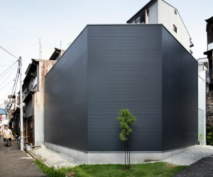 Shoji Screen House by Yoshiaki Yamashita Architect  Associates
