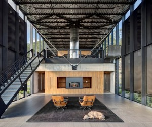 Shokan House by Jay Bargmann is Perfect Man-Taste