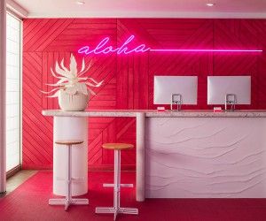 Shoreline Hotel Waikiki by BHDM Design, Hawaii