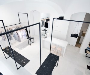 Showroom. in Prague by Zuzana Hartlova