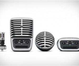 Shure MOTIV Digital Microphones