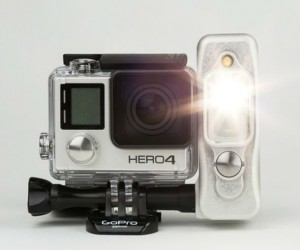 Sidekick: The Perfect GoPro Light
