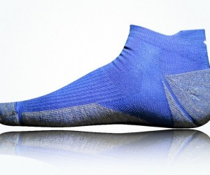 SilverAir: Odorless Socks
