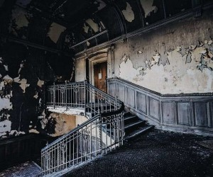 Simon Yeung Captures Britains Stunning Abandoned Buildings