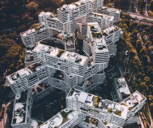 Singapore From Above: Inspiring Drone Photography by Ryan James