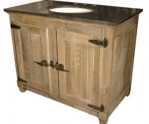 Single Bath Vanity at HudsonGoods.com