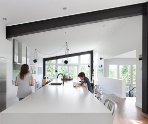 Single Family Home Renovation by Stark Architecture