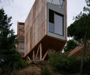 Singular Residence Located in Ensus-la-Redonne, France