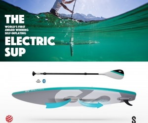 SipaBoards Bring Fresh Air To Paddleboarding