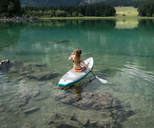 SipaBoards self-inflating electric smart SUP