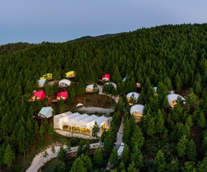 SJCC Glamping Resort in Suncheon by Atelier Chang