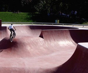 Skatepark in Reims by Planda  Constructo