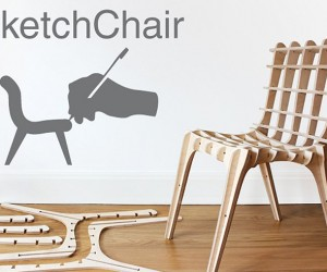 Attirant ... SketchChair: DIY Furniture Design ...