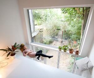 Skinny House in Rotterdam
