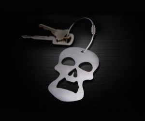 Skull Bottle Opener by Crranky