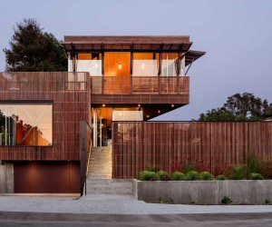 Skyline Residence on a Hilltop in Santa Barbara