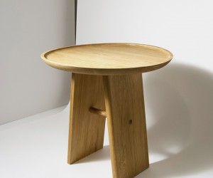 Slant Table by Phillip Jividen