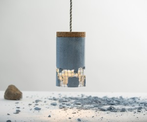 Slash Lamp by Dragos Motica for Ubikubi