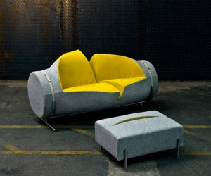 Slashed Sofa: Cut Above The Rest