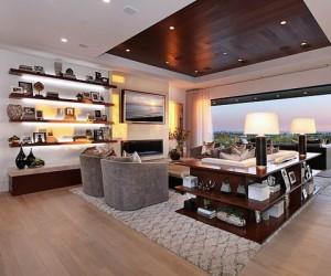 Sleek and Modern Home in Corona del Mar