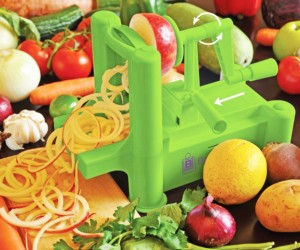 Slice-A-Roo Vegetable Slicer