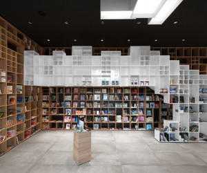 Slovenian Book Center by SoNo Arhitekti