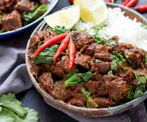 Slow-Cooked Thai Beef Curry