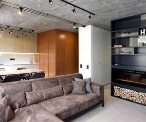 Small Apartment by Oleg Kuiava