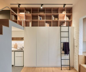 Small Apartment for Young People in Taipei