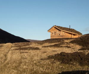 Small Cabin located in Scotlands Cairngorms National Park