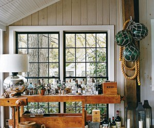 Small Home Bar Ideas and Space-Savvy Designs