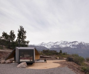 Small Mountain Cabin in San Esteban, Chile