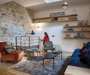 Small Unhealthy Building Converted into a Family Home