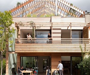 Smart Eco-Sustainable Prefab House