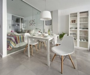 Intelligent 75sqm Apartment Layout in Valencia, Spain