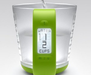Smart Measure: Digital Measuring Cup