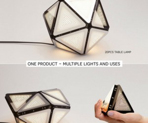 SMARTBUNCH: Modular Lighting