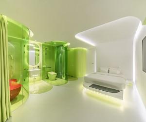 SMLs Suite At The Designers Premier Kondae Hotel in Seoul