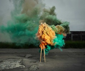 Smoke: Abstract Photography by Ken Hermann