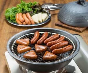Smoke Donabe Pot