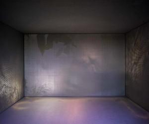 Smoking Translucent Concrete Pavilion by Gianni Botsford Architects