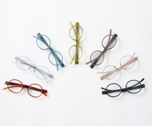 Snap Glasses by Nendo for by | n