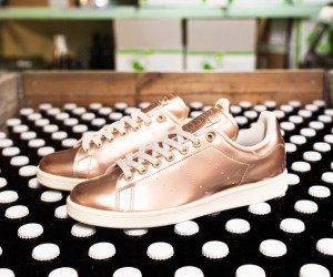 Sneakersnstuff  x adidas Originals Stan Smith Copper Kettle