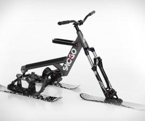 SNO-GO Ski Bike