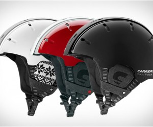 Snow Foldable Helmet, by Carrera