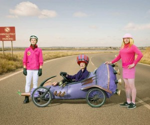 Soapbox Racers Project by Alan Powdrill