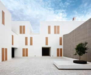Social Housing in Sa Pobla by RipollTizon Estudio de arquitectura